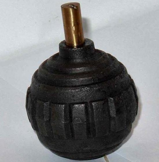 Kugelhandgranate 15