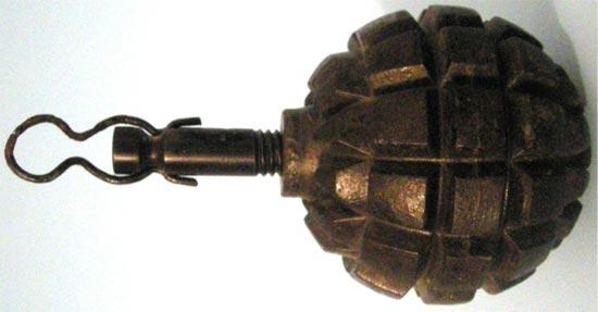 Kugelhandgranate 13 Model Aa