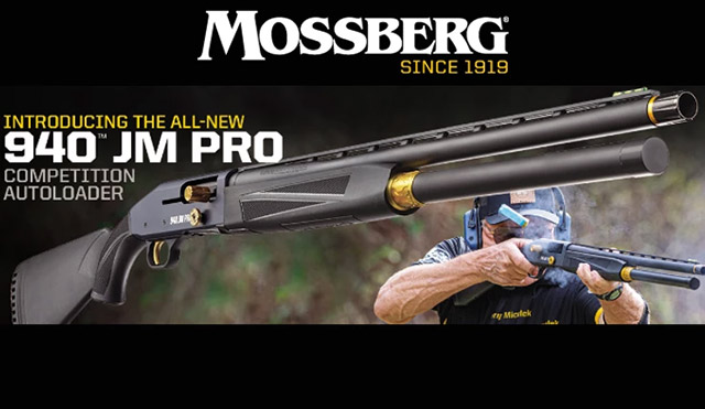 Mossberg 940 JM Pro