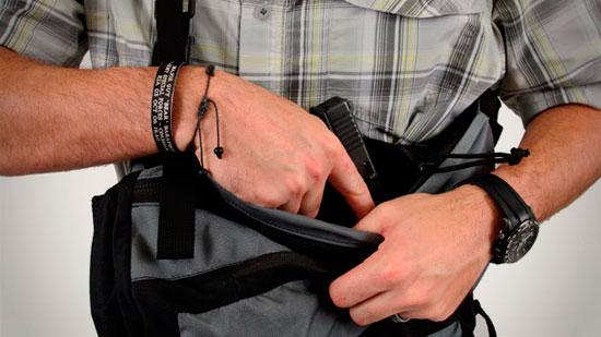 Рюкзаки для скрытого ношения оружия от Tactical Tailor