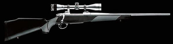 Охотничий карабин Sako 75 Finnlight с <a href='https://arsenal-info.ru/b/book/2362237253/11' target='_self'>оптическим прицелом</a>