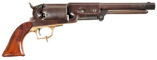 U.S. Colt Walker Model 1847 revolver