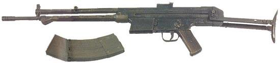 экспериментальный вариант СЕТМЕ под патрон 7.92x40