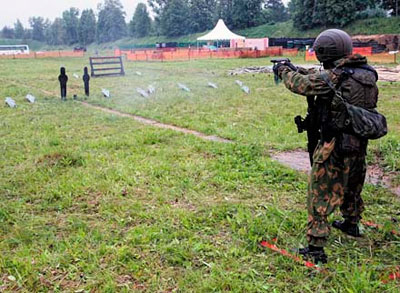 Система тактической стрельбы: управление оружием