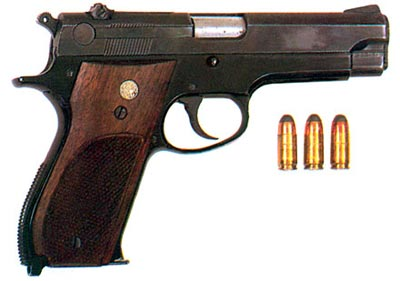 9-мм пистолет Smith & Wesson M 39
