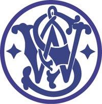 Фирменный логотип Smith & Wesson
