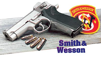 9-мм пистолет Smith & Wesson M 5906