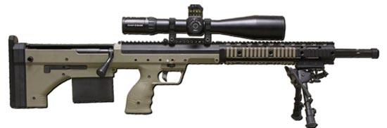 DT SRS калибра .243 Winchester