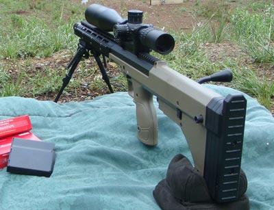 DT SRS калибра .308 Winchester