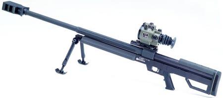 Снайперская винтовка Steyr HS .50 с ночным прицелом