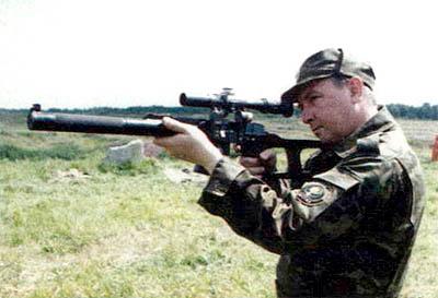 Бесшумный снайперский комплекс ВСС «Винторез» уже зарекомендовал себя с самой лучшей стороны в «горячих» точках