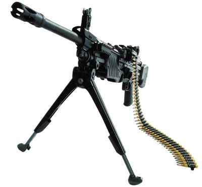 5,56-мм единый пулемет MG.4Е