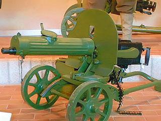 Пулемет «Максима» образца 1910 года
