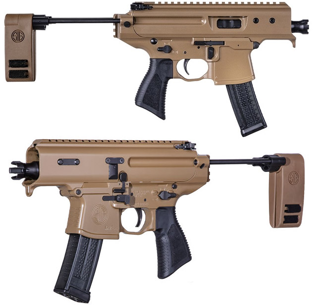 SIG SAUER «MPX Copperhead»