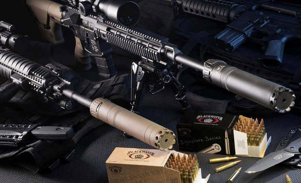Blackwater Ammunition Universal Silencer System
