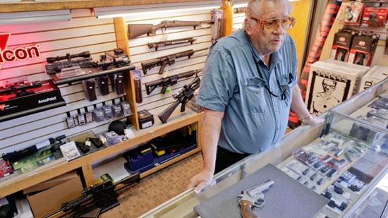 В Бельгии запретили свободную продажу огнестрельного оружия