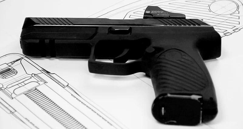 В России появится новый пистолет скрытого ношения
