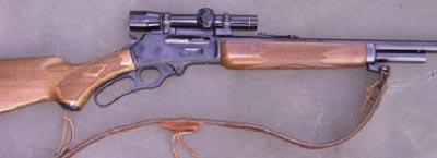 Marlin 336 с прицелом VX-I 1-4x20 mm