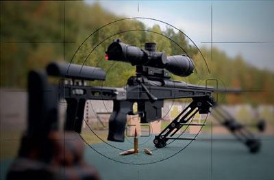 Высокоточные винтовки заводского изготовления