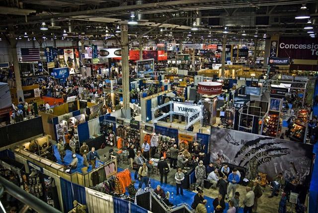 Площадь выставочного центра Sands Expo & Convention Center равна 230.000 квадратных метров, что делает его вторым по величине в своем роде во всем мире
