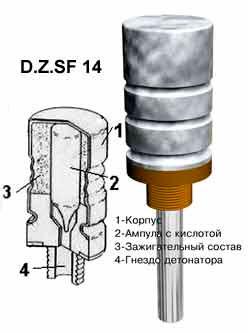 Вспомогательная противопехотная мина Е-5 (Be.Shue.Mi. E-5)