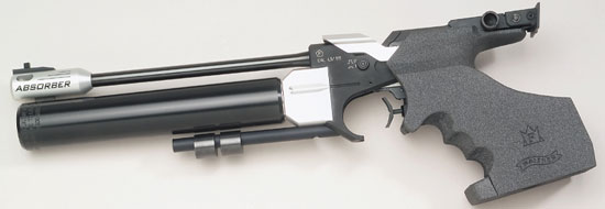 Walther LP 300 XT