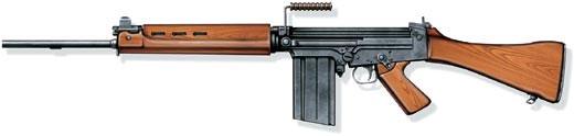 Штурмовая винтовка «Галил», Израиль