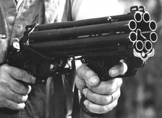 Colt Defender при использовании