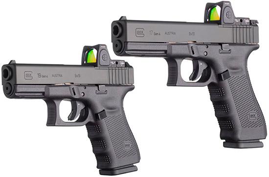 G17 Gen4 MOS и G19 Gen4 MOS