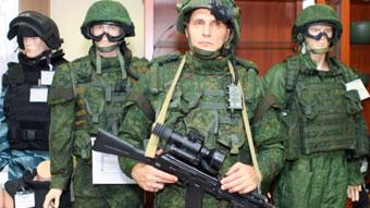 Экипировку солдат будущего испытают на десантниках
