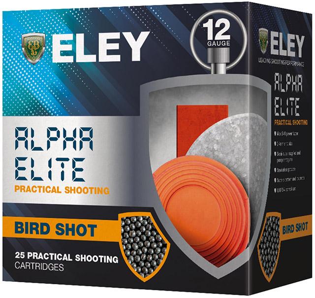 Патрон Alpha Elite отличается навеской свинцовой дроби номер 7.5 в 28 грамм с волокнистым пыжом в 70 мм гильзе с 16 мм донцем