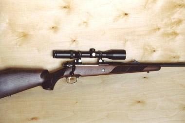 Охотничий карабин Sako 75 Hunter средней категории