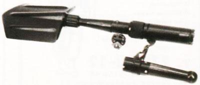 лопата-гранатомет «Вариант»