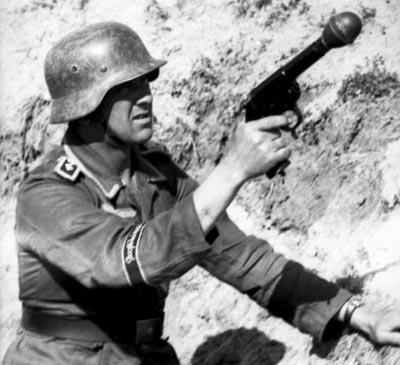 стрельба гранатой Wurfkorper 361 LP