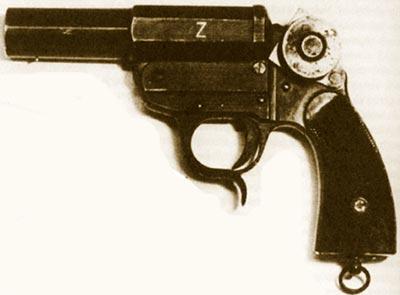 Kampfpistole
