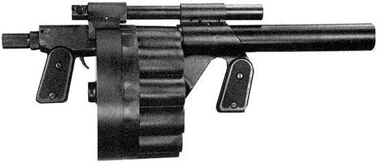 Гранатомет ММ-1
