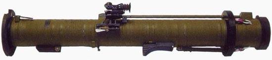 Гранатомет РПГ-28 Клюква