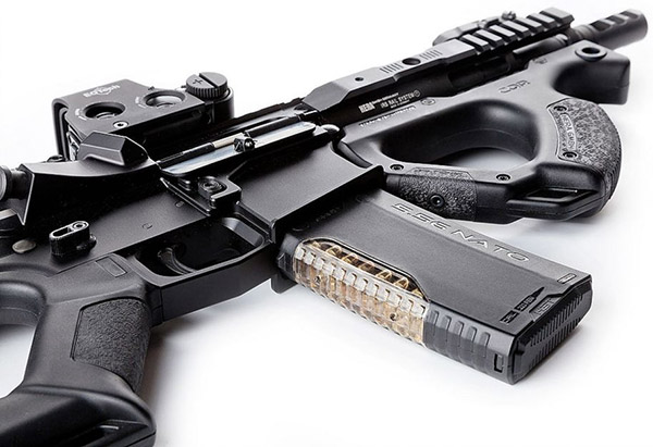 Хотите сделать свою AR-ку похожей на знаменитый бельгийский пистолет-пулемет FN P90? Комплект от Hera Arms делает это возможным