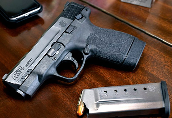 M&P Shield .45