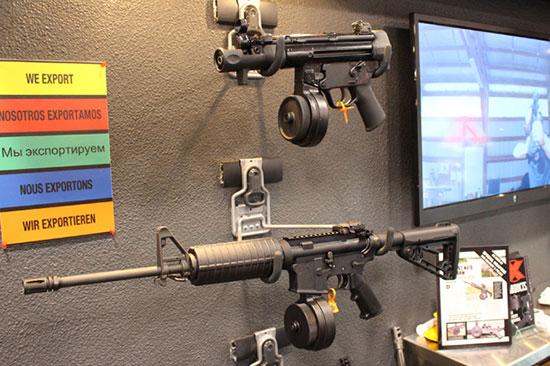 Компания X Products на выставке SHOT Show представила 50-и зарядные магазины под 9 мм патрон