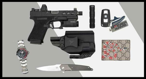 комплект на случай непредвиденных обстоятельств от Rainier Arms