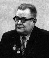 Евгений Фёдорович Драгунов