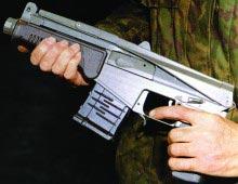 9-мм малогабаритный автомат СР-3 «Вихрь» (Россия)