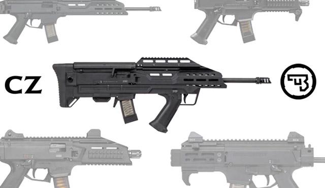 CZ Scorpion Carbine Bullpup Kit