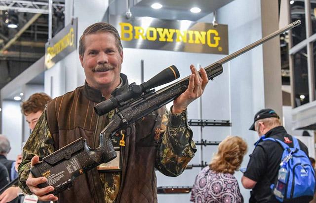 Новая высокоточная винтовка Browning X-Bolt Max Long Range для спорта и охоты