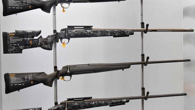 Высокоточная винтовка Browning X-Bolt варианты для охоты и спорта