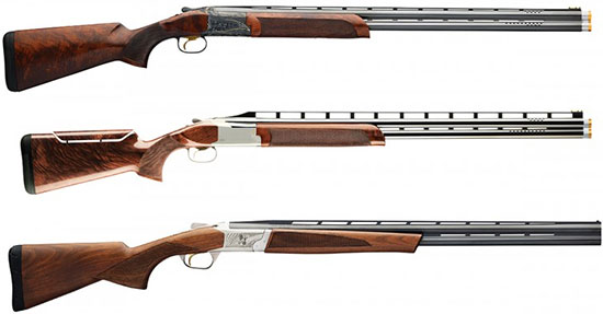 Browning High Grade Citori 725 Sporting Models