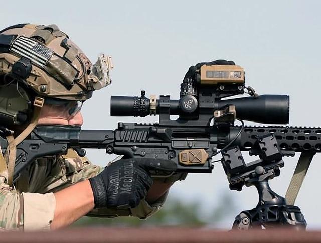 прицелы американских винтовок оснастят системой распознавания «свой-чужой»