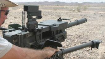 автоматический гранатомет H&K GMG