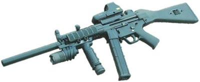 H&K MP5/10
